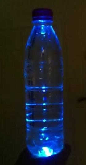 Led dioda na láhve.(vodku,rum,vino,) Krásné svičky
