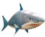 Létající ryba Reklamní přédměty Létající ryba - Air SWIMMERS - Žralok Létající ryba - nemo - Žralok Krásné svíčky