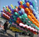 Balon délka: cca 120 cm