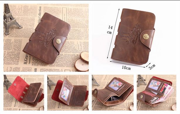 Chlapská peněženka RIWA