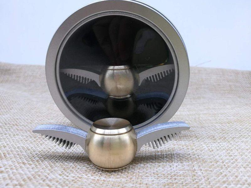 Fidget spinner - jednobarevný