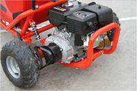 Motorové čtyřkolky i pro postižené do terénu, možné ruční ovládaní