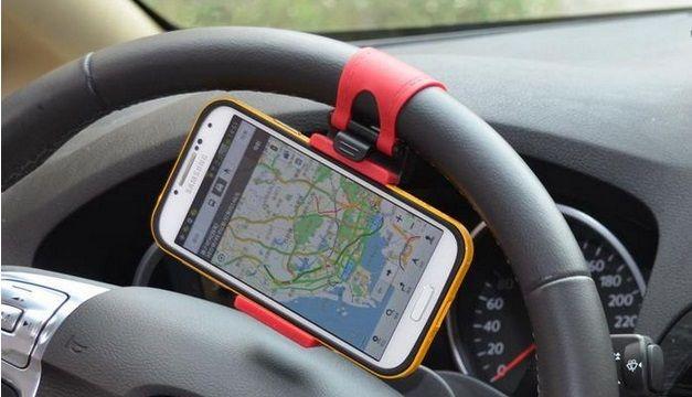 Multifunkčni držák na mobil a GPS do automobilu.