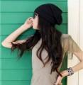 Zimní čepice pro ženy 3 v 1
