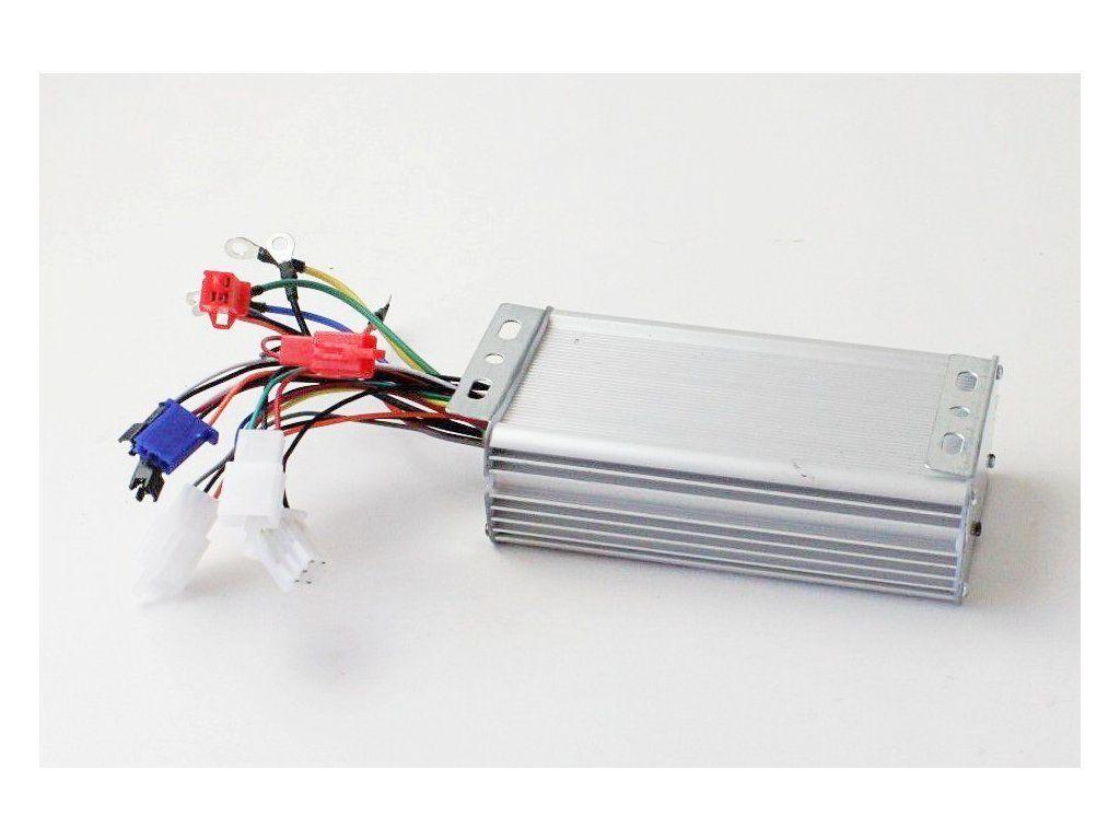 Řídící jednotka pro elektrickou koloběžku 2000w 60v ( controller)