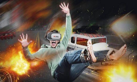 Brýle pro virtuální realitu 2.0