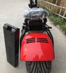 Elektrické koloběžky serie chooper city coco N-5 vyndavací baterie 20 Ah dojezd 70km černé N2 Sport