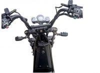 Elektrické koloběžky serie chooper city coco N-5 MAX baterie 20 Ah dojezd 70km černé barvy