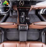 Luxusní koberec do auta
