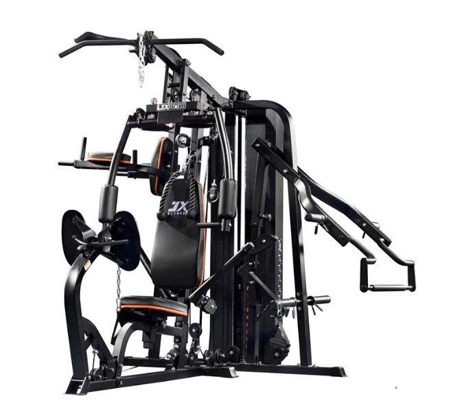Luxusní posilovací věže, posilovací stroje