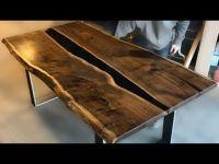 Luxusní pryskyřicový stůl