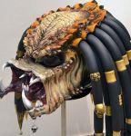 Motocyklová helma – Predátor