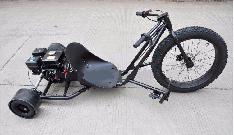 Nový driftový vozík pro dospělé rc driftové vozidlo s motorem o objemu 196 ccm