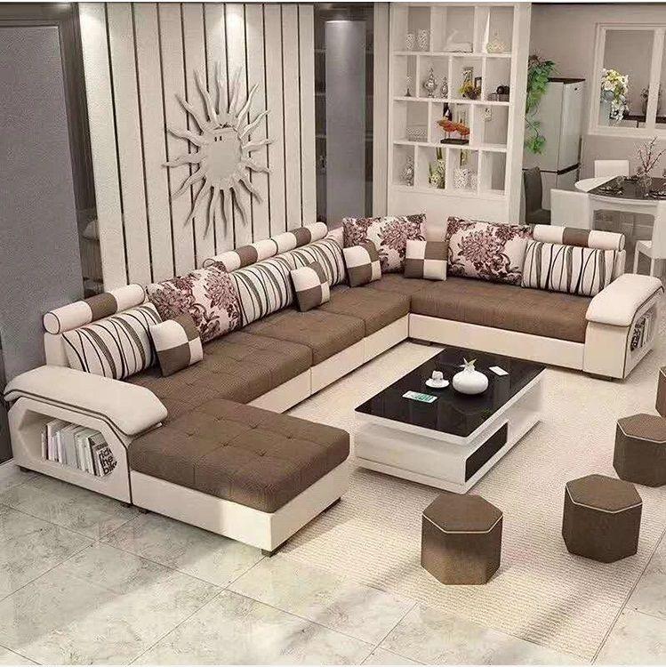 Obývací pokoj tvar L