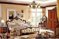 Luxusní postel krále a královny II