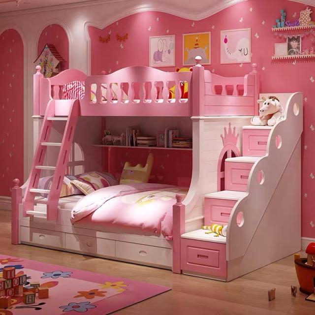 Luxusní postel pro vaši princeznu